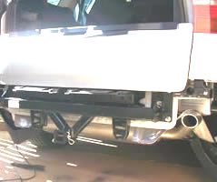 BMW X5 towbar fitting