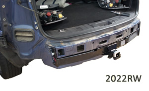 Towbar Ford Territory fitting