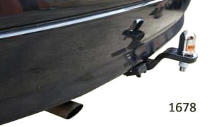 Holden Astra tow bar