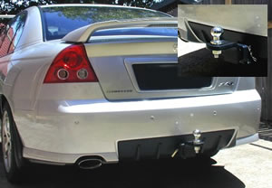 Tow bar Holden Commodore VZ