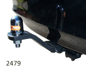 Tow bar Honda Accord
