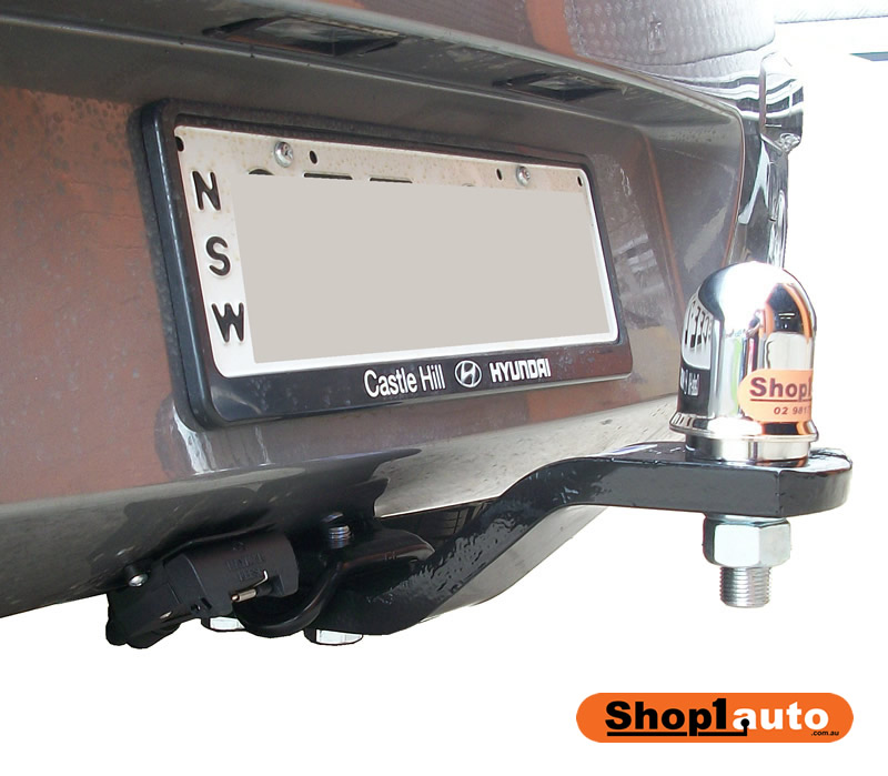 hyundai i30 towbar fitting instructions