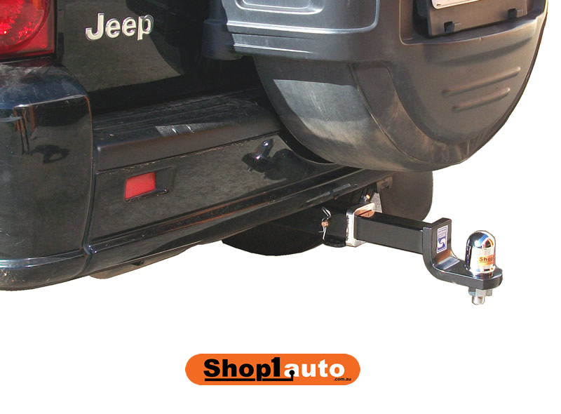 Jeep Cherokee Tow Hitches Sydney