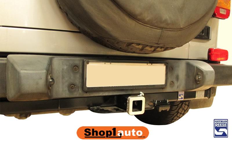 Towbar Jeep Wrangler