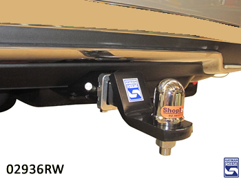ML Mercedes towbar