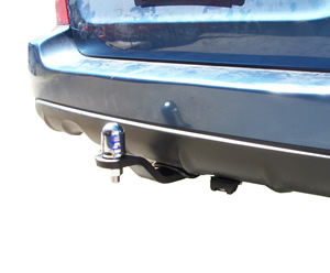 Subaru Forester tow bar