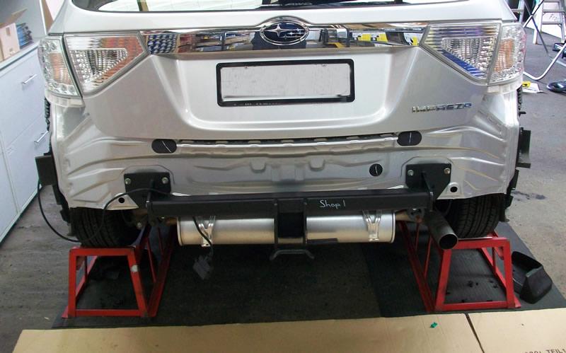 Subaru Impreza And Xv Tow Bar Sydney