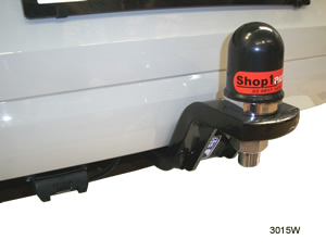 VW Polo towbar