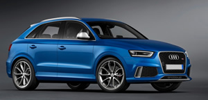Audi Q5 vehicle pic