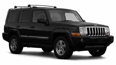 Jeep Commander vehicle pic