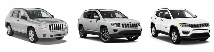 Jeep Compass vehicle image