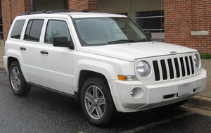Jeep Patriot vehicle pic