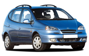 Daewoo Tacuma vehicle image