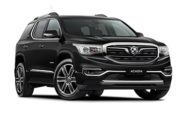Holden Acadia vehicle image