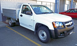 Holden Colorado vehicle pic