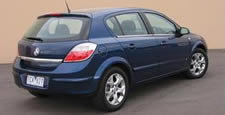 Holden Astra AH vehicle pic
