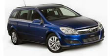 Holden Astra wagon vehicle pic