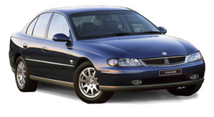 Holden Commodore VE vehicle image