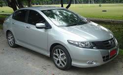 HOnda City vehicle pic