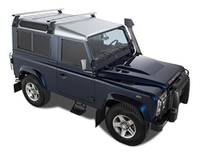 Land Rover Defender vehicle pic
