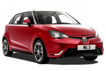 MG 3 vehicle image