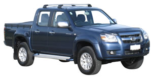 Mazda BT50 vehicle pic