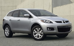 Mazda CX7 vehicle pic