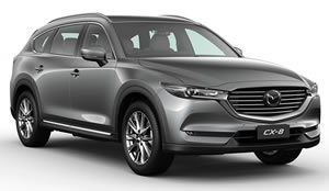 Mazda CX9 vehicle pics