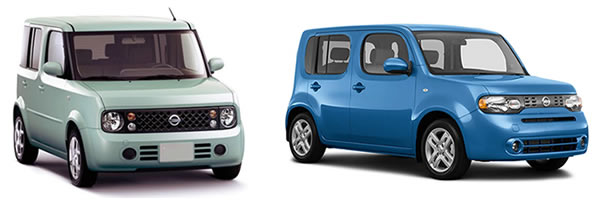 Nissan Cube vehicle pic