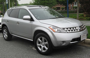 Nissan Murano vehicle pic