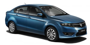 Proton Preve vehicle image