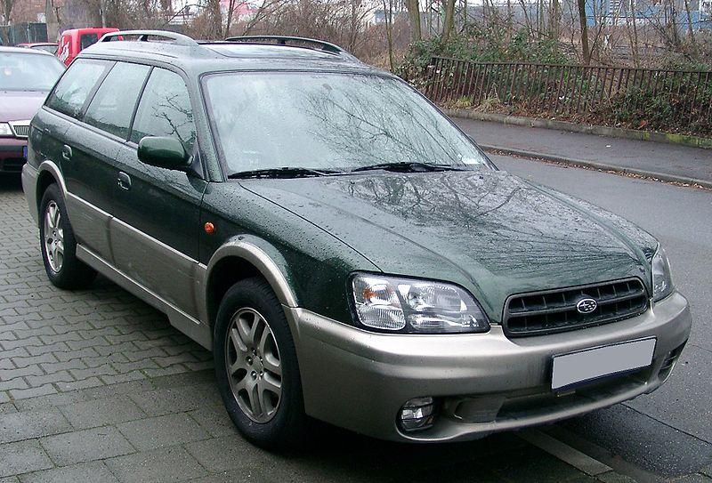 Subaru Outback on 2003 Volvo S60 Wagon