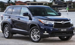 toyota kluger towbar fitting instructions