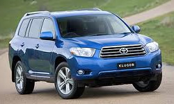 Toyota Kluger Series 2 vehicle pic
