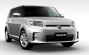 Toyota Rukus Roof Racks Sydney