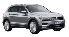 VW Tiguan vehicle image series 2