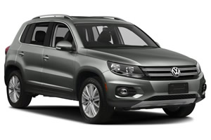 VW Tiguan vehicle image series 1