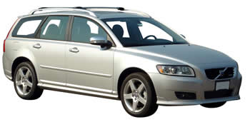 Volvo V50 vehicle image