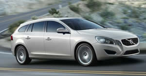 Volvo V60 vehicle image