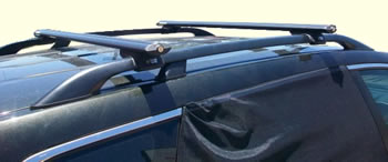 rOOF RAILS AND RACKS mAZDA cx9