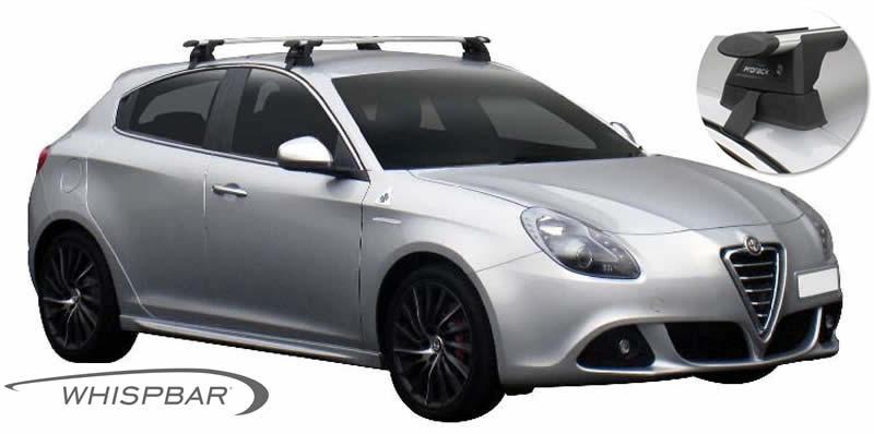 Alfa Romeo Giulietta Roof Rack Sydney