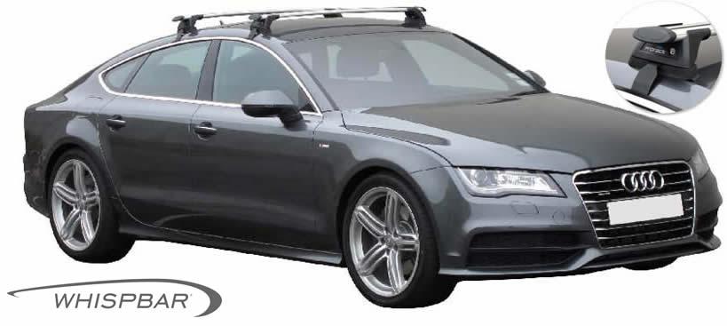 Audi A7 Roof Rack Sydney