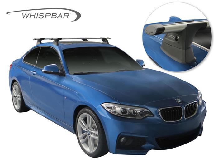BMW 3 Series Roof Racks Whispbar