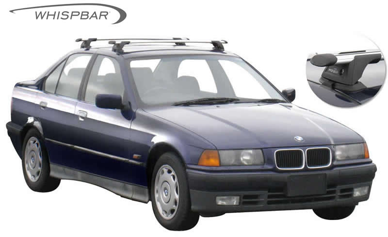 Link To Image Of BMW 3 Series Roof Racks