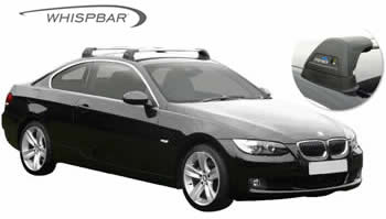 Roof Rack Prorack BMW 3 Series Coupe
