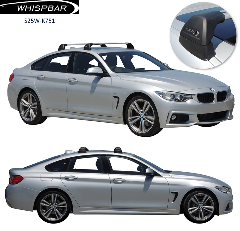 BMW 4 Series Coupe Roof Rack Sydney