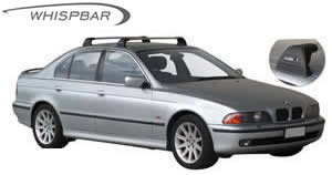 BMW 5 Series roof racks