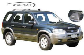 Ford Escape roof racks