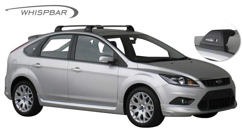 Whispbar Roof Racks For Ford Focus 5 Door Hatch Jul 2008