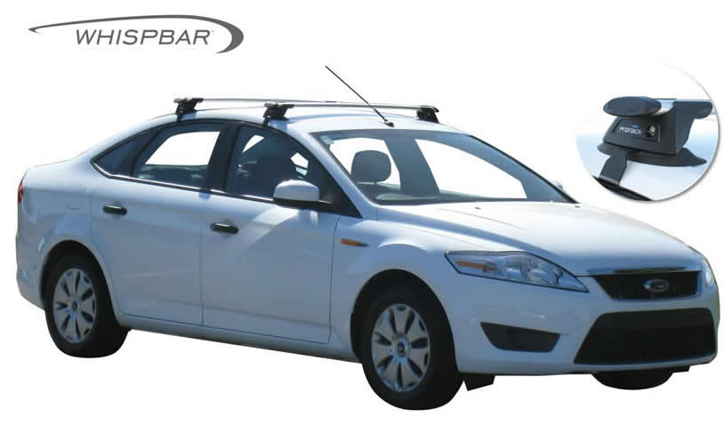 Mondeo roof bars